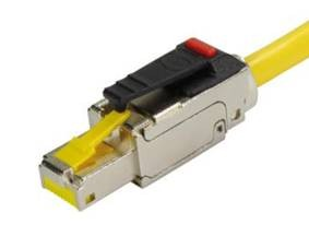 Megaline Connect45 RJ45 plug Cat.6A
